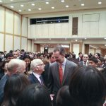 Visit to Japan of TRM the King and Queen of Spain