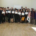 Farewell to the participants in the 11th Edition of the Bergé Talent Programme